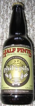 Half Pints Phils Pils - Pilsener