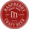 Milestone Raspberry Wheat Beer - Wheat Ale