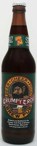 Grumpy Troll Spetsnaz Export Stout - Foreign Stout