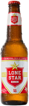 Lone Star - Pale Lager