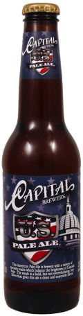 Capital U.S. Pale Ale - American Pale Ale