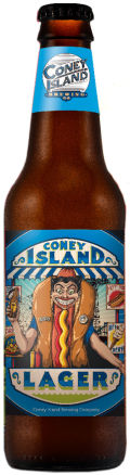 Coney Island Lager - Amber Lager/Vienna