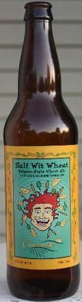 Charleville Half Wit Wheat - Belgian White &#40;Witbier&#41;