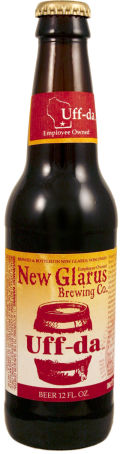 New Glarus Uff-da Bock - Dunkler Bock