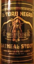 El Toro Negro Oatmeal Stout - Sweet Stout