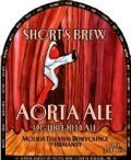 Shorts Aorta Ale - American Strong Ale 