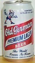 Old German Premium Lager - Pale Lager