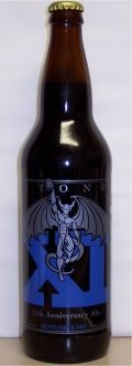 Stone 11th Anniversary Ale - American Strong Ale 
