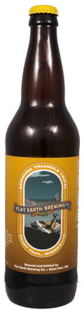 Flat Earth Bermuda Triangle Tripel - Abbey Tripel