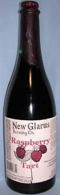 New Glarus Raspberry Tart - Fruit Beer