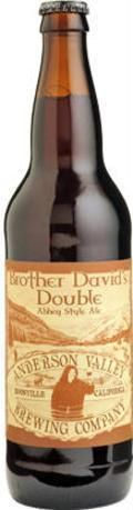 Anderson Valley Brother Davids Double - Abbey Dubbel