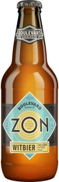 Boulevard Zn  - Belgian White &#40;Witbier&#41;