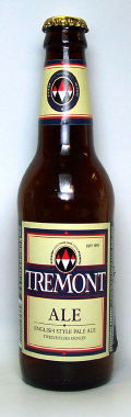 Tremont Ale - English Pale Ale