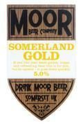 Moor Somerland Gold - Golden Ale/Blond Ale