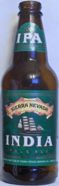 Sierra Nevada India Pale Ale - India Pale Ale &#40;IPA&#41;