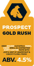 Prospect Gold Rush - Golden Ale/Blond Ale