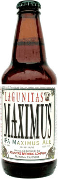 Lagunitas Maximus - Imperial/Double IPA