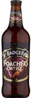 Badger Poachers Choice - English Strong Ale