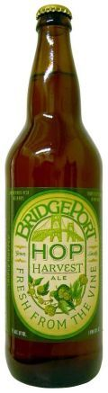 BridgePort Hop Harvest Ale &#40;2007&#41; - India Pale Ale &#40;IPA&#41;