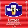 Warteck Lager - Pale Lager