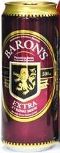 Barons Extra Strong Brew - Malt Liquor
