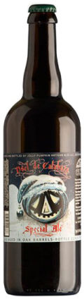 Jolly Pumpkin Noel de Calabaza  - Belgian Strong Ale