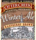 Otter Creek Raspberry Brown Winter Ale - Fruit Beer