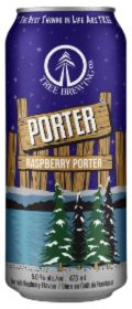 Tree Steamship Raspberry Porter - Porter