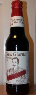 New Glarus Unplugged Smoke on the Porter - Smoked