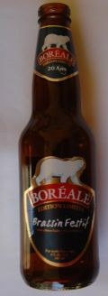 Borale Brassin Festif - English Strong Ale