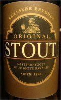Harboe Sklskr Original Stout - Stout