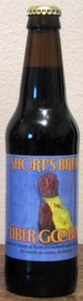 Shorts ber Goober Oatmeal Stout - Sweet Stout