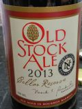 North Coast Old Stock Cellar Reserve Bourbon Barrel - Barley Wine