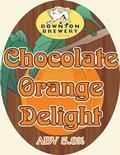 Downton Chocolate Orange Delight - Old Ale