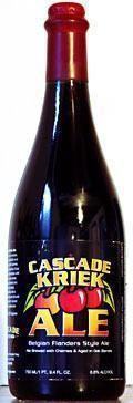 Cascade Kriek Ale - Sour Ale/Wild Ale