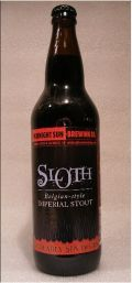 Midnight Sun 2007 Deadly Sins: Sloth - Imperial Stout