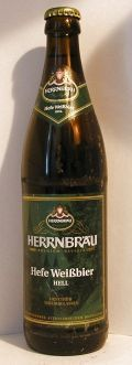 Herrnbru Hefe Weissbier Hell - German Hefeweizen