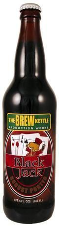 TBK Production Works Black Jack Porter - Porter