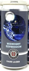 Port Brewing Midnight Expression Lager &#40;Moon Lit Sessions&#41; - Schwarzbier