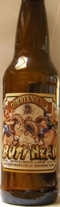 Tommyknocker Butt Head Bock - Doppelbock