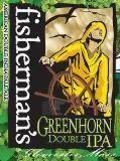 Cape Ann Fishermans Greenhorn Double IPA - Imperial/Double IPA