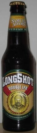 Samuel Adams LongShot Double IPA - Imperial/Double IPA