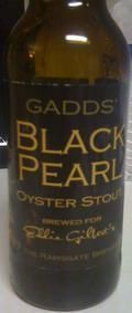 Gadds Black Pearl Oyster Stout - Stout