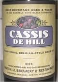 Iron Hill Cassis de Hill - Lambic - Fruit