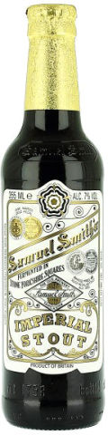 Samuel Smiths Imperial Stout - Imperial Stout