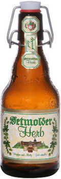 Detmolder Herb - Pilsener