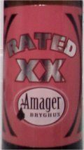 Amager Rated XX &#40;2008&#41; - Imperial/Double IPA