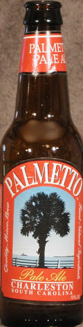 Palmetto Pale Ale - American Pale Ale