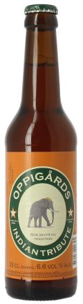 Oppigrds Indian Tribute &#40;2008-&#41; - India Pale Ale &#40;IPA&#41;