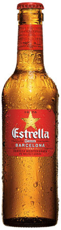 Estrella Damm - Pale Lager